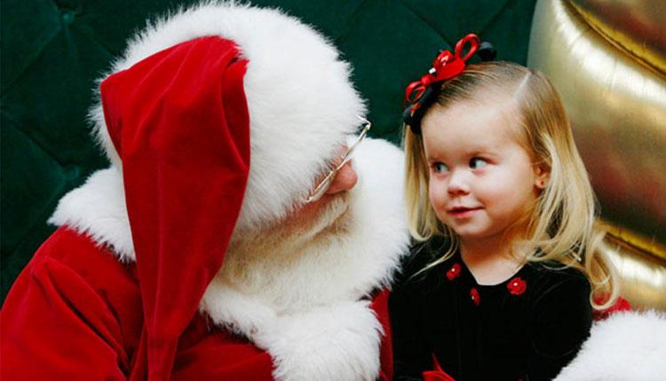 La Storia Vera Di Babbo Natale.La Vera Storia Di Babbo Natale Il Via Vai Dei Piccoli