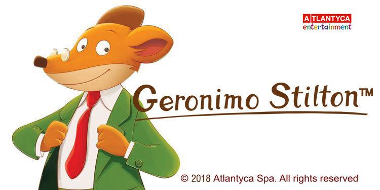 Geronimo Stilton a Rovigoracconta!
