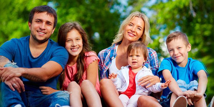 C'e un modo per essere famiglia felice: puntare sull'autostima