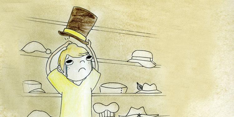 L'uomo dei mille cappelli
