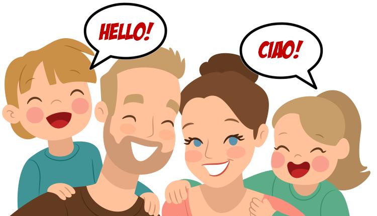 Bilinguismo infantile – A long beautiful way