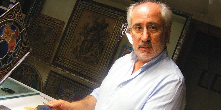 Sandro Tomanin e la sua Arte del vetro