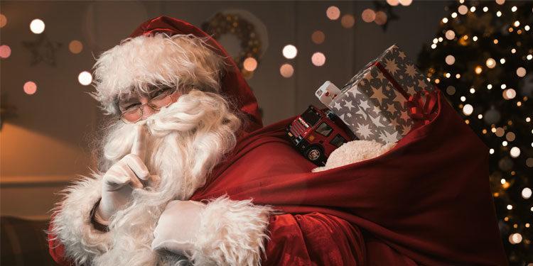 Mamma, papà, ma Babbo Natale esiste?