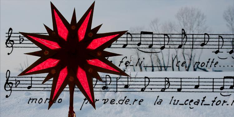 Natale nelle tradizioni popolari. Saluti augurali