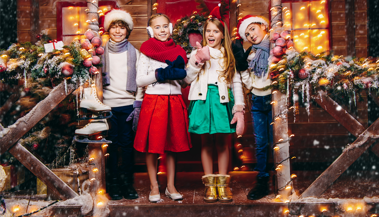 A Natale si indossa Tartan. Parola d'ordine!