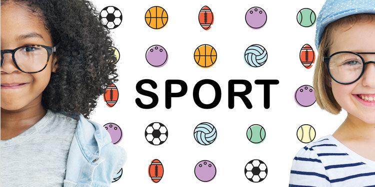 Visione e sport