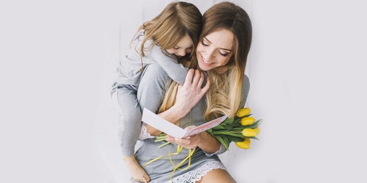 Mamma sorridi! Festa della mamma