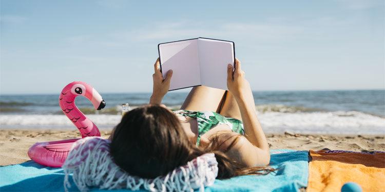 Consigli di lettura per le mamme sotto l'ombrellone