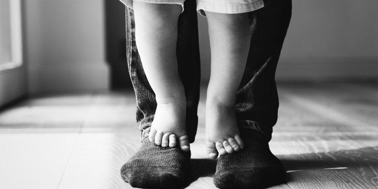 Liberiamo i piedi dei nostri bambini