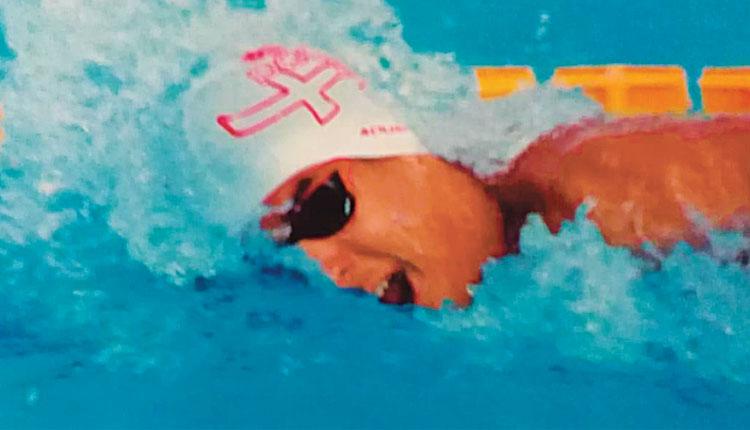 Andrea Loro – Giovane promessa del nuoto polesano
