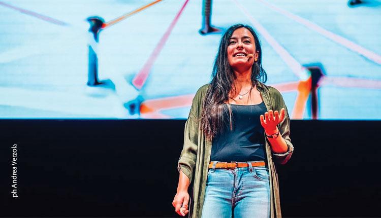 Il potere della risata – Lucia Berdini