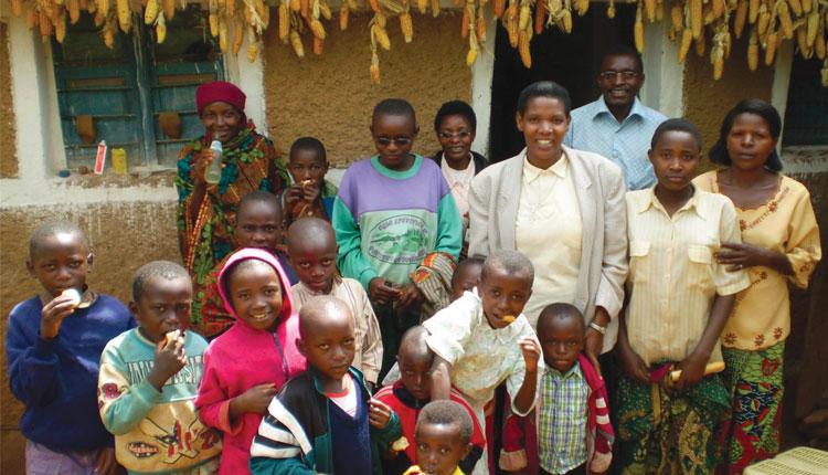 Natale in Burundi. La bellezza della festa condivisa