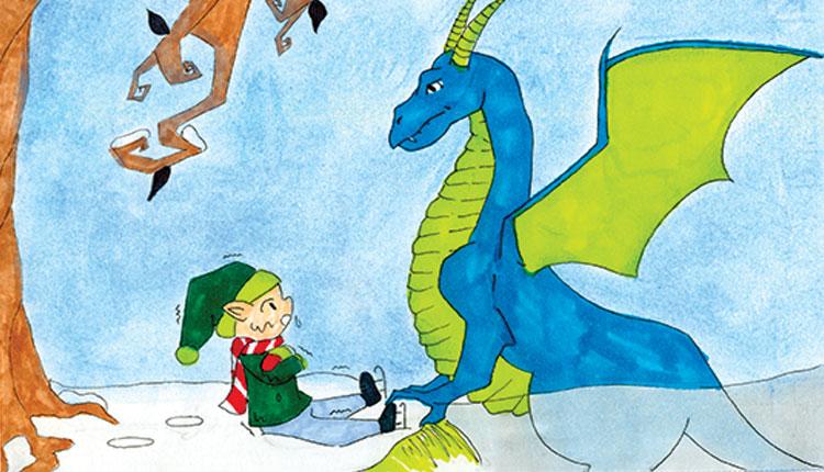 Tif Tof e il drago del fiume