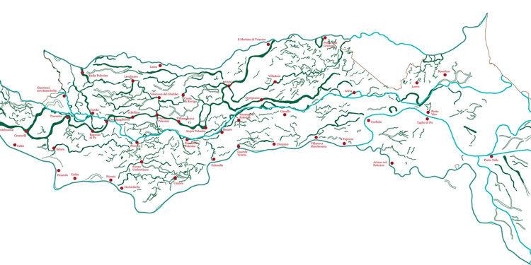 polesine-cartina