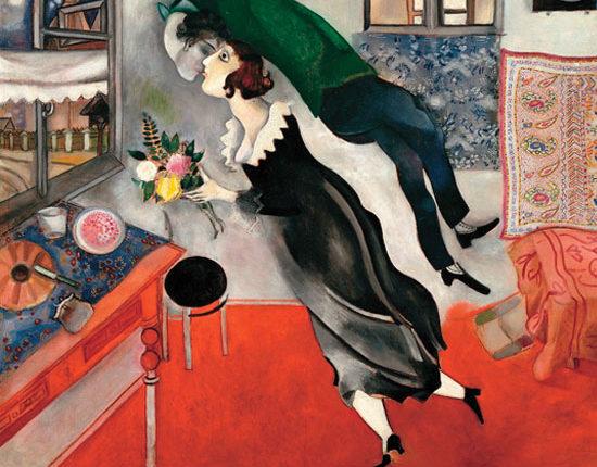Aspettando Chagall