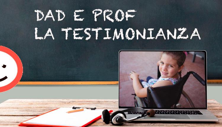 Dad e Prof. La testimonianza