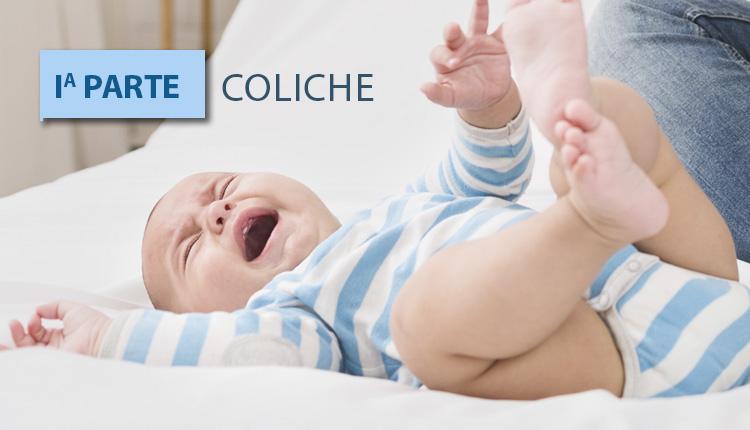 Le coliche del neonato – I parte