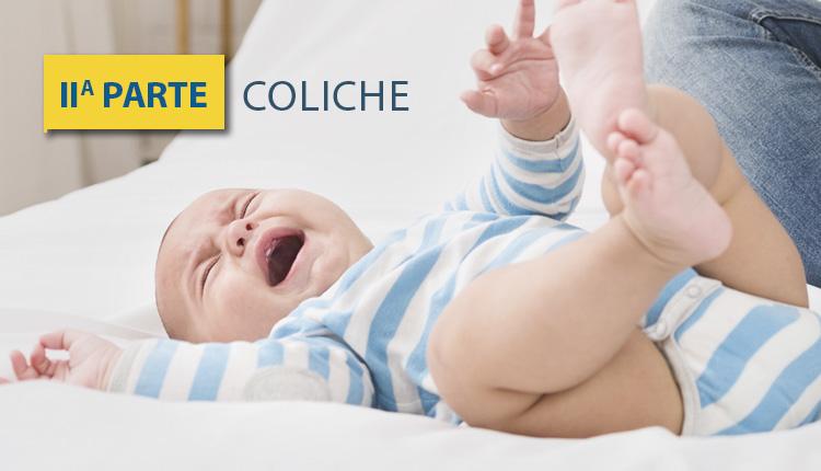 Le coliche del neonato – Il Trattamento osteopatico