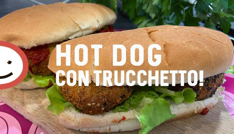Hot Dog con trucchetto