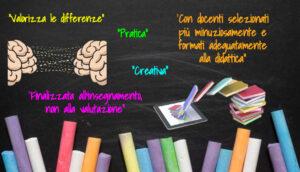 valorizza le differenze